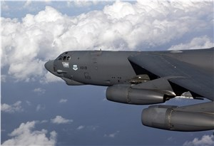 Boeing Delivers 6 Enhanced B-52 Bomber Weapons Bay Launchers