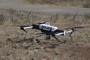 Saab To Deliver UAV Systems To The Swedish Police