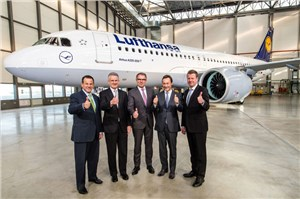 1st A320neo Delivery Opens New Era in Commercial Aviation