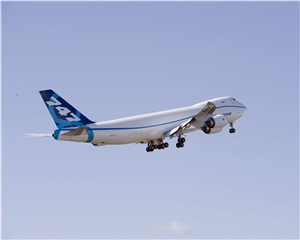 Boeing to Reduce 747 Production Rate, Recognize Fourth-Quarter Charge