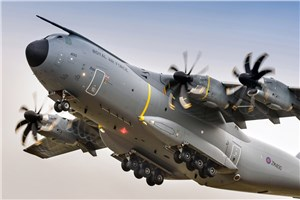 Defence Secretary Announces Arrival of New Aircraft at RAF Brize Norton