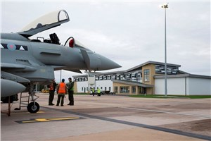 Typhoon Facilities at RAF Lossiemouth Ready for Take-off After GBP23 M Investment