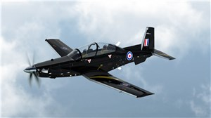 Beechcraft Signs T-6C Contract for the UK Military Flying Training System