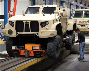 Oshkosh Continues Work Under JLTV Production Contract