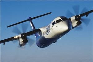 Bombardier Introduces the World's Only 90-Seat Turboprop
