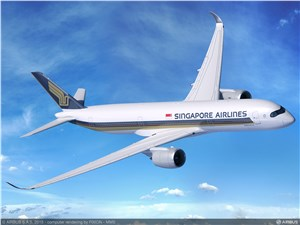 Parker Aerospace Signs Long-Term Agreement with Singapore Airlines