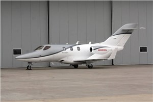 Gary Jet Center Managing, Piloting And Maintaining 1st Delivered HondaJet