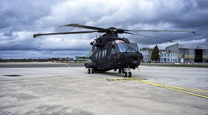 1st Italian AF HH-101A ''CAESAR'' Enters Service