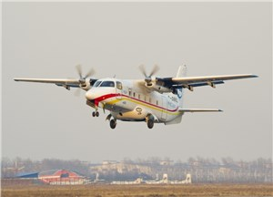 Chinese Civil Aircraft Y12F Succeeded With FAA TC