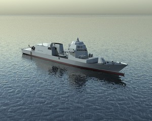 GELM2500+G4 Gas Turbine Hybrid Electric Propulsion System to Power Italian Navy's New PPA Offshore Patrol Ship