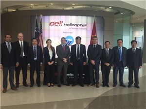 Bell Helicopter and Vietnam Helicopter sign MoU to Strengthen Cooperation in Vietnam
