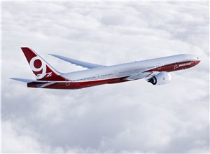 UTC Aerospace Systems to Supply 3 Additional Systems for Boeing's 777x
