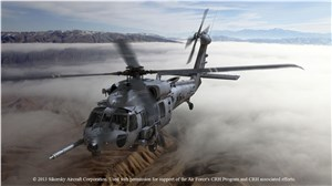 Missile Warning and Friend or Foe Systems to protect USAF Combat Rescue Helicopters