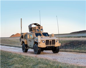 Oshkosh Announces $243 M for Next Generation Light Tactical Vehicles