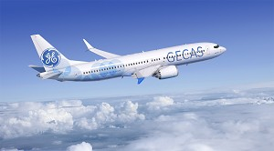 GECAS Delivers New Boeing 737-800 to Okay Airways
