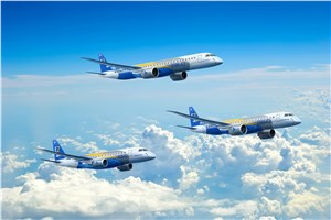 Embraer Forecasts a Market Demand for 720 New Jets with 70 to 130 seats in Latin America