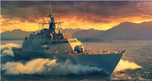 LM-Led Team Awarded Contract to Build LCS 25