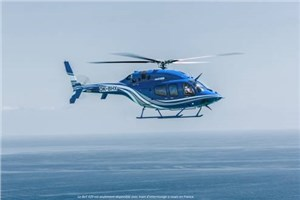 Bell 429 MAGnificent Embarks on South American Demo Tour