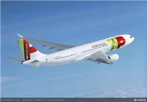Airbus Contracted to Upgrade and Renew TAP Portugal's A330 and A320 Family Passenger Cabins