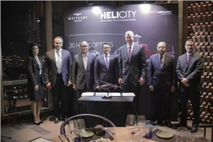 Bell Helicopter and PT Whitesky Aviation sign LoI for 30 Bell 505 Jet Ranger X Helicopters