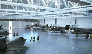 Contract Awarded to Construct F-35 Aircraft Engineering Facilities at RAF Marham