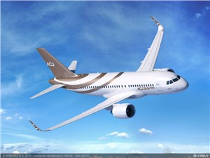 Airbus ACJneo Family Wins 1st Asian Customer