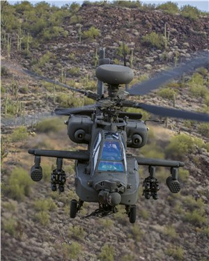 Boeing, US Army to Remanufacture 117 Apache Helicopters