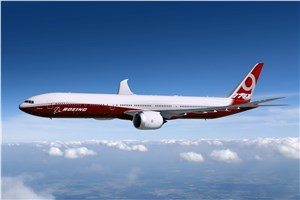 Boeing Selects Supplier for 777X FFS Suites