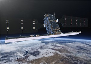 Sentinel-1B Spreads its Wings