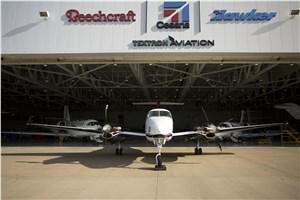 Textron Aviation expands line maintenance offering with new Bremen site, further strengthens European service capabilities