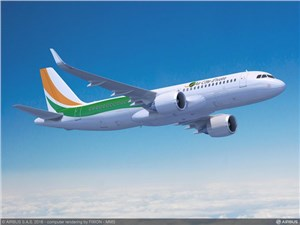 Air Cote D'Ivoire Orders 2 A320neos and 2 A320s