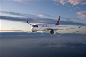 Delta Air Lines and Bombardier Sign Largest C Series Order for Up to 125 Aircraft