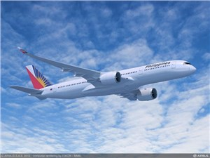 Philippine Airlines Finalises Order for the A350 XWB