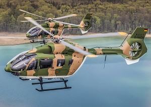 Airbus Helicopters Hands Over 1st 2 H145M to Royal Thai Navy