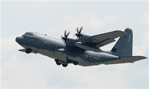 C-130Js Delivered to US Coast Guard and Air Force