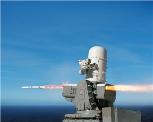 US Navy Uses Raytheon's SeaRAM to Knock Out Complex Targets in At-Sea Test