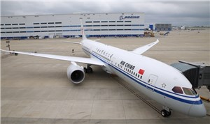 Rolls-Royce Congratulates Air China on the Delivery of its 1st Boeing 787 Dreamliner