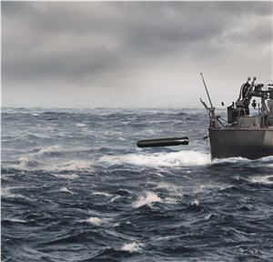 Saab Receives Order From FMV For Development And Production Of New Lightweight Torpedo