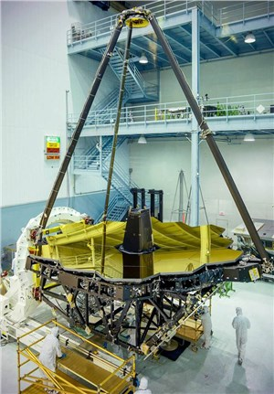NASA's JWST Reaches Major Milestone in Path to Launch with the Completion and Delivery of Optical Telescope Element