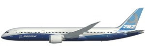 ALC takes Delivery of its 1st new Boeing 787 Dreamliner