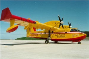 Bombardier Sells Amphibious Aircraft Program to Viking Air