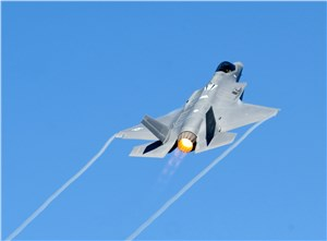 JSF on Track for Initial Operational Capability