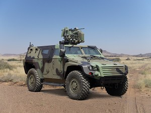 Cobra II Armoured Vehicles Contract