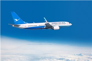 Xiamen Sign MoU for 737 MAX 200s