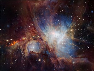 Deepest Ever Look into Orion