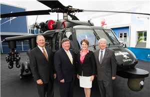 Armed BLACK HAWK Unveiled