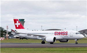 SWISS Launches Revenue Service With C Series Aircraft