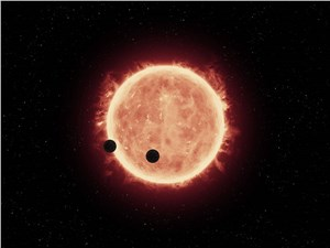 Hubble Atmospheric Study of Earth-Sized Exoplanets