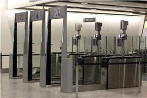 Global Airport E-gates Market
