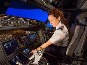 Nearly 1.5 M Pilots and Technicians Needed by 2035